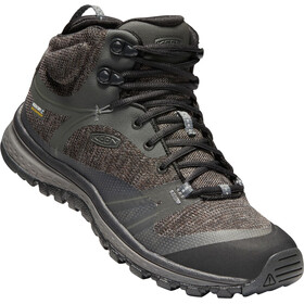Keen Terradora WP Mid Shoes Women raven/gargoyle